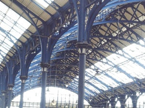 Brighton Station Roof