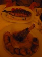 Greek food....mmmm....