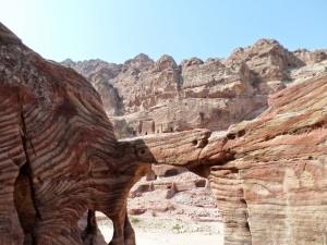 The Grand Canyon of Petra