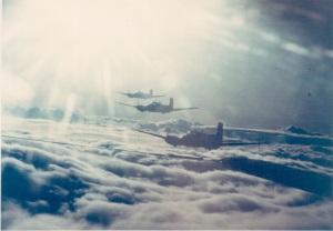 U-8s in the sun over Nha Trangh circa 1969