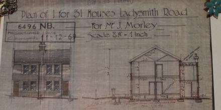 Original house plans